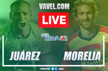 Goals and Highlights: FC Juárez 3-0 Monarcas Morelia in 2020 Liga MX