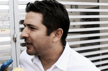"""Juan Carlos Bozikián: """"Los resultados no me han gustado"""""""