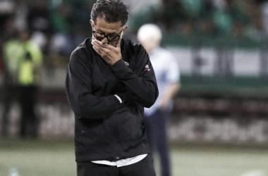 Juan Carlos Osorio no será más el entrenador de Atlético Nacional