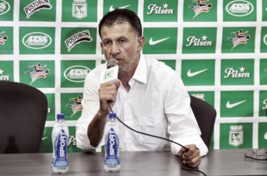 """Juan Carlos Osorio: """"Lo mejor del fútbol es competir contra el mejor equipo posible"""""""