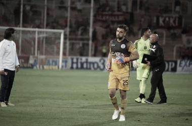 ACEPTADO. Bolado y un estreno que no le pesó en la Superliga. Foto: Diario Uno