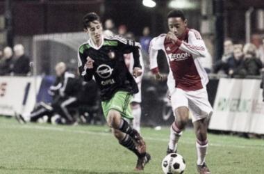 Manchester United chasing Ajax starlet Juan Familia-Castillo