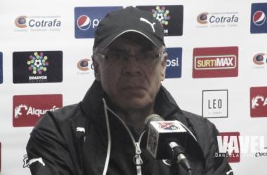 "Juan José Peláez: ""hoy no fueron individualidades, hoy Medellín fue un equipo"" | Foto: VAVEL Colombia - Daniela Paniagua"