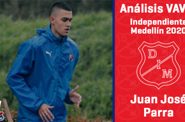 Análisis VAVEL, Independiente Medellín 2020: Juan José Parra