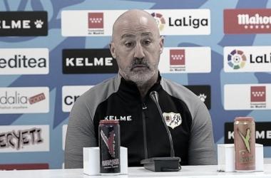 """Juan Luna: """"Disfrutar de los tres puntos, pero no del juego"""""""