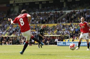 Manchester United peut croire auTop Four