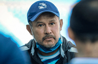 Juan Reynoso, insatisfecho tras empate ante Gallos