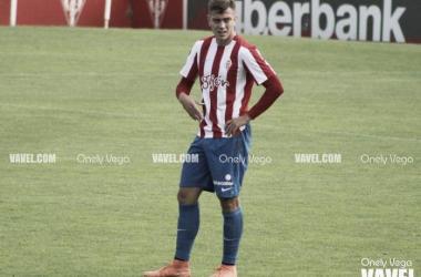 Juan Rodríguez durante un encuentro // Imagen: Onely Vega (VAVEL)