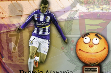 Juan Villar, la dulzura de este Real Valladolid