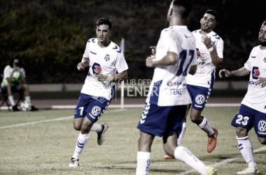 Guía VAVEL CD Tenerife 2017/18: Juan Villar, dinamita para el gol blanquiazul