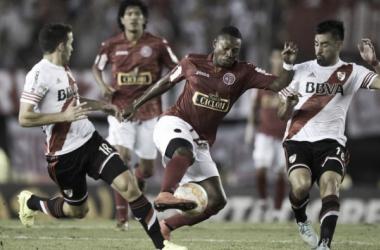 En 2015, empate 1-1 con Juan Aurich. (Foto: web)
