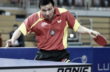 "Tenis de mesa Río 2016. España: ""Juanito"" y Yanfei Shen"
