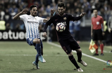 Anuario VAVEL Málaga CF 2017: Juankar, polivalencia lastrada por las lesiones