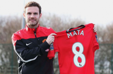 Juan Mata: o novo craque 'culto' do Manchester United
