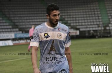 Juanra es nuevo jugador del Talavera. Foto: VAVEL.