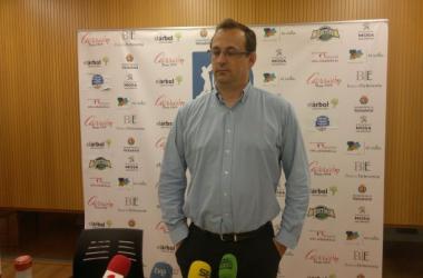 """Juan Vela, dispuesto a defender """"a muerte"""" los intereses del CB Valladolid en ACB"""