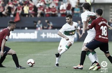 """Juan Villar: """"Podríamos haber conseguido los tres puntos"""""""