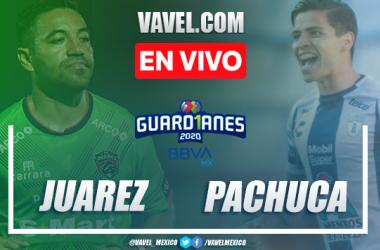 Goles y resumen: FC Juárez 1-1 en Liga MX Guard1anes 2020