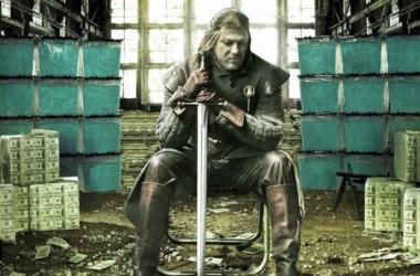 Ned Stark rodeado de 'blue meth': (Foto (sin efecto): heisenbergchronicles).