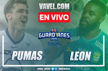 Goles y Resumen de la Gran Final del Guard1anes 2020 Pumas 1-1 León