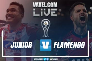 Gols e melhores momentos de Flamengo 3 x 1 Junior Barranquilla pela Copa Libertadores 2020