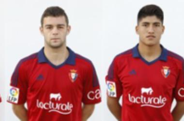 Osasuna cede tres canteranos a la Peña Sport