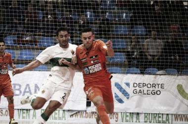 Resumen Segunda División J8: Burela se hace con el liderato