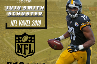 Guía NFL VAVEL 2019: JuJu Smith Schuster