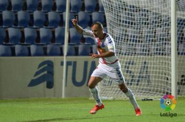 La SD Huesca inicia la temporada con derrota