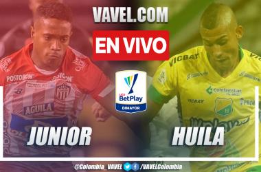 Junior vs Huila EN VIVO (1-0)