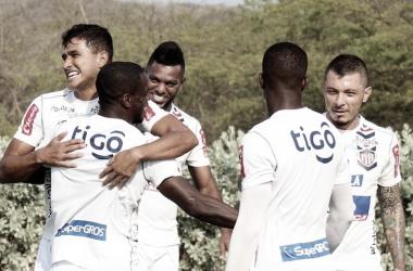 La nómina de convocados para enfrentar a Atlético Bucaramanga