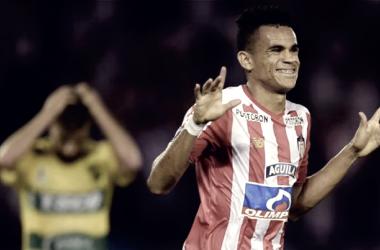 En la ida Junior le ganó a Defensa y Justicia por 2 a 0. Foto: Diario Panorama.