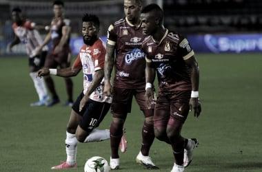 Análisis: Junior pegó primero, pero le mostró mucho respeto al Tolima