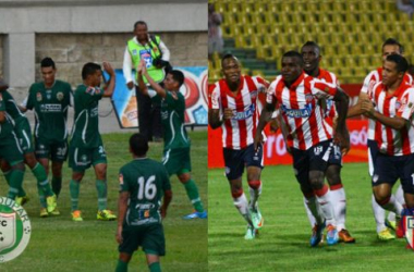 Junior - Valledupar: tan solo un gol de diferencia