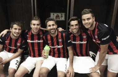 Blanco, Buffarini, Yépes, Mas y Villalba. (Foto: whotalking)