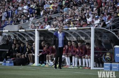 Klinsmann believes his side were too nice against Argentina   Francine Scott - VAVEL USA