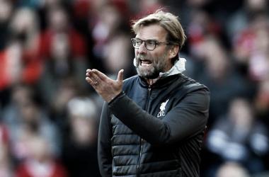 """Jürgen Klopp: """"Jugaremos contra el Palace con intensidad y lo mejor que tengamos"""""""