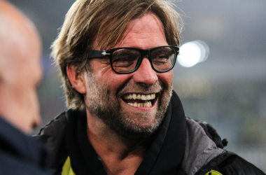 Jurgen Klopp felt aggrieved by the refereeing as his side lost to Chelsea on Wednesday night (Photo credit: Thomas Rodenbucher.