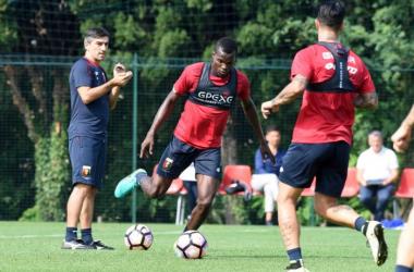 Genoa, Juric cambio di formazione in vista dell'Udinese