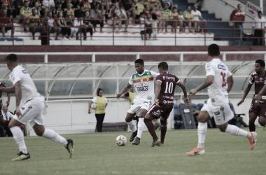 Mais uma travessura? Juventus recebe favorito Brusque na luta pela final do Catarinense
