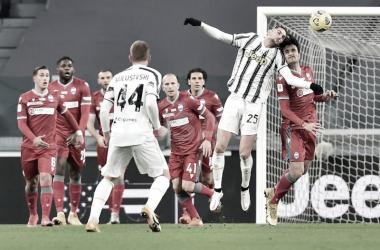 Juventus 4 a 0 SPAL (Foto: Divulgação / Juventus FC)