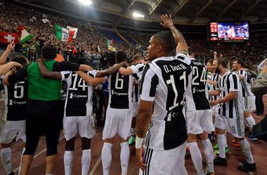 Juventus, i convocati per la passerella col Verona | www.twitter.com (@douglascosta)