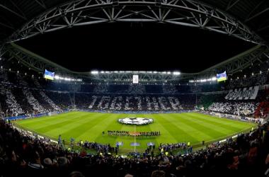 L'Allianz Stadium était plein pour ce choc de Ligue des Champions. (Twitter: @juventusfc)
