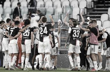 Storia di un grande successo: Juventus bate Sampdoria e vence nono título italiano seguido