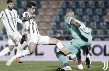 Em jogo complicado, Juventus empata com Crotone e perde chance de assumir vice-liderança