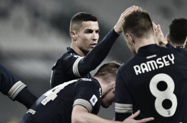 Juventus 3 a 1 Sassuolo (Juventus FC / Divulgação)