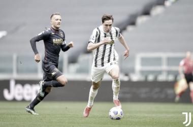 Juventus 3 a 1 Genoa (Juventus FC / Divulgação)