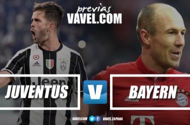 Previa Juventus - Bayern: un duelo de campeones