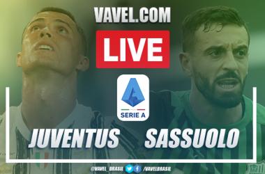 Gols e melhores momentos de Juventus x Sassuolo (3-1)