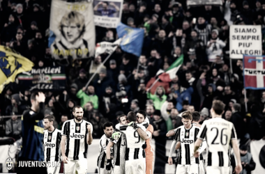Juventus en Serie A | vía Juventus.com